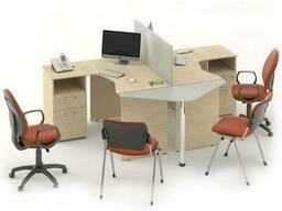 Комплект столов M-concept Сенс 12 Береза - фото 2