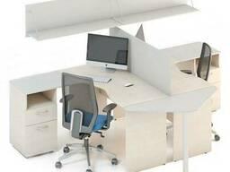 Комплект столов M-concept Сенс 13 Береза