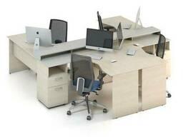 Комплект столов M-concept Сенс 18 Береза