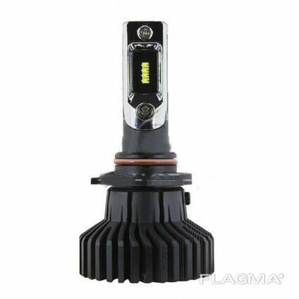 Комплект светодиодных ламп Sho-Me F2 HВ3 (9005) 6500K 30W. ..