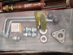 Комплект установки и подключения гидрораспределителя Р80 (2 секционного)