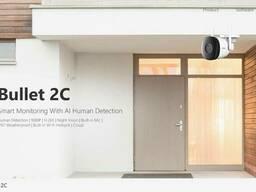 Комплект WiFi видеоналюдения Dahua IMOU 4ch Bullet2C