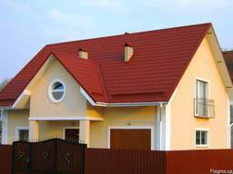 Комплектация строительных объектов по кровле и фасадам в Кры