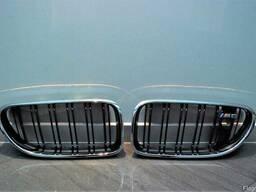 Комплектная решетка радиатора на BMW M6 F12 F13 Night Vision