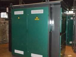 Комплектні трансформаторні підстанції КТПт 25-630/10(6)/0,4