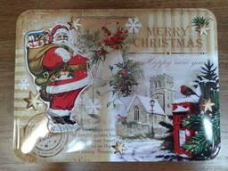 Комплектование новогодних подарков