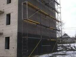 Комплектующие для утепления Фасада