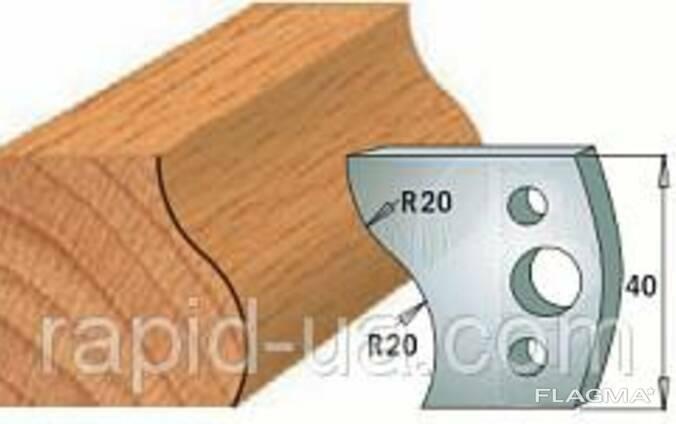 Комплекты фигурных ножей CMT серии 690/691 #009