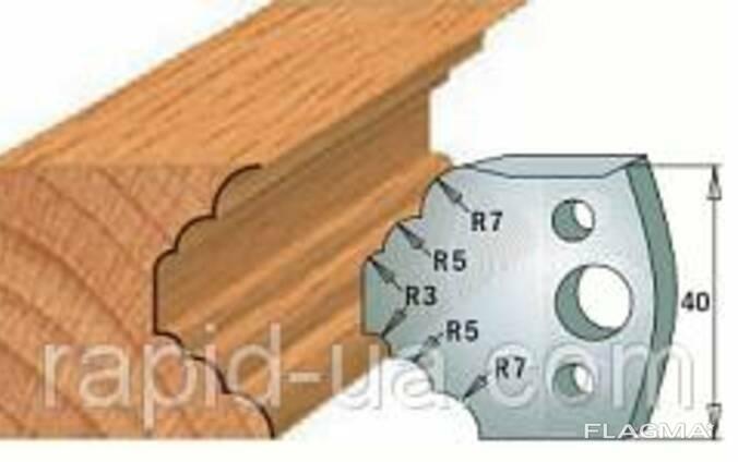Комплекты фигурных ножей CMT серии 690/691 #021