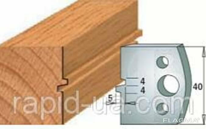 Комплекты фигурных ножей CMT серии 690/691 #074