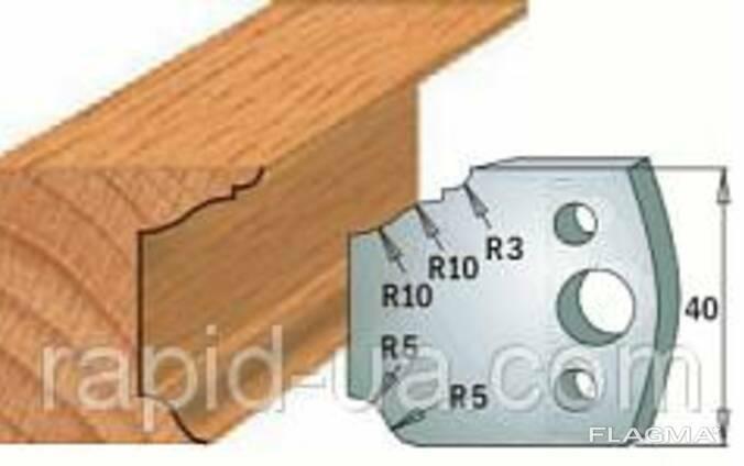 Комплекты фигурных ножей CMT серии 690/691 #079