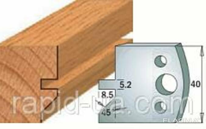 Комплекты фигурных ножей CMT серии 690/691 #084