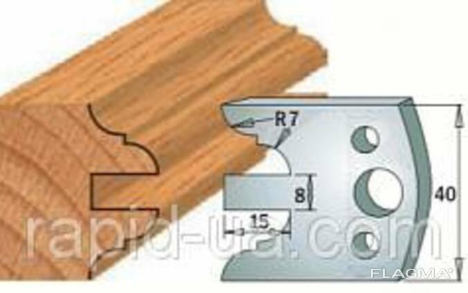 Комплекты фигурных ножей CMT серии 690/691 #098