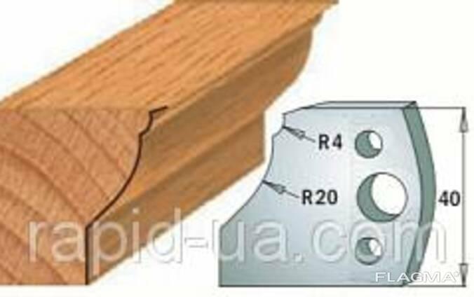 Комплекты фигурных ножей CMT серии 690/691 #109