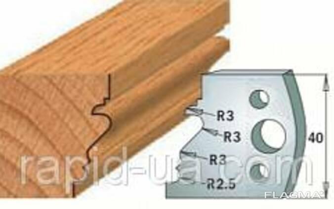 Комплекты фигурных ножей CMT серии 690/691 #122