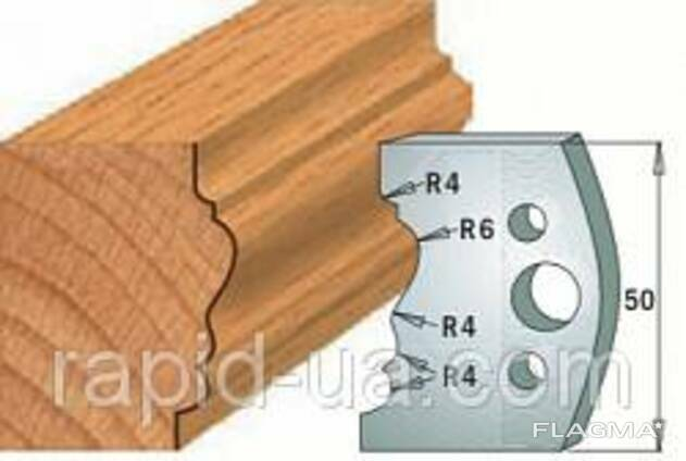 Комплекты фигурных ножей CMT серии 690/691 #511