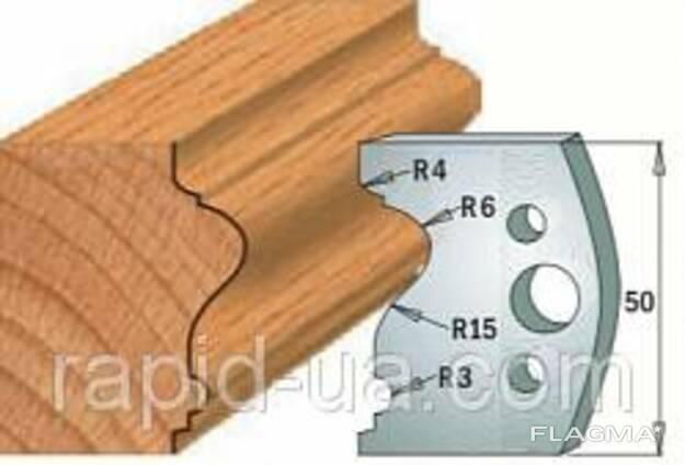 Комплекты фигурных ножей CMT серии 690/691 #512