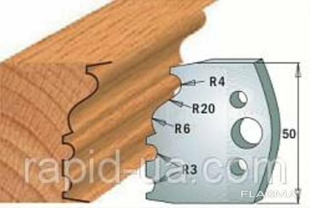 Комплекты фигурных ножей CMT серии 690/691 #513