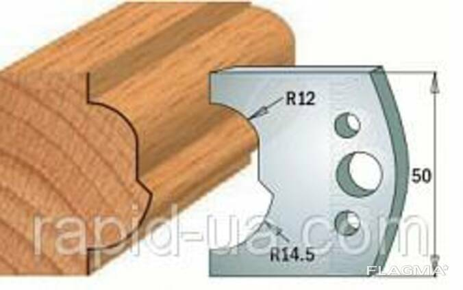 Комплекты фигурных ножей CMT серии 690/691 #519