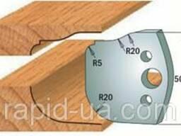 Комплекты фигурных ножей CMT серии 690/691 #577