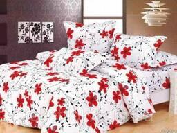 Комплекты постельного белья из цветной бязи