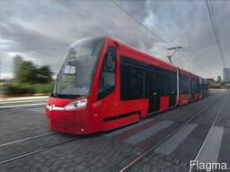 Комплекты стекол для электротранспорта (троллейбусы, трамваи)