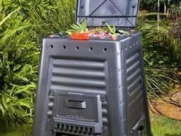 Компостер садовый Mega Composter Without Base 650 L Keter