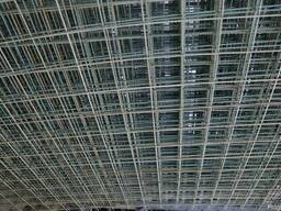Строительная базальтовая арматурная сетка 6 мм 100 Х 100