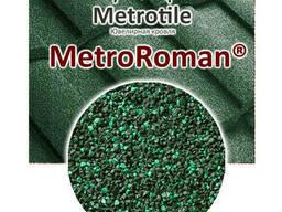 Композитная черепица Metrotile - MetroRoman green