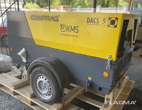 Компрессор дизельный DACS5, компрессорная станция