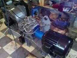 Компрессор для газовой заправки