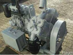 Компрессор для перекачки Betico с двигателем Deutz