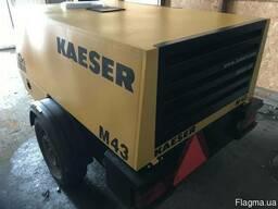 Компрессор Kaeser M43 дизельный передвижной воздушный