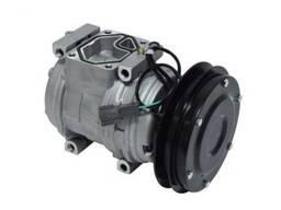 Компрессор кондиционера экскаватора Caterpillar – 10PA15C 24V 1GR (1401003)