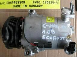 Компрессор кондиционера Ford C-Max MK2 CV61-19D629-FE