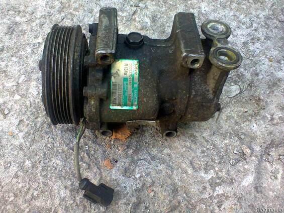 Компрессор кондиционера Ford fusion 2004 год автозапчасти 06