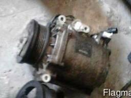 Компрессор кондиционера Мицубиси Лансер 10 Lancer X
