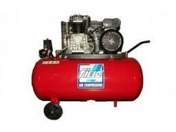 Компрессор поршневой с ременным приводом AB100/350 220V