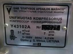 Компрессор поршневой У43102 - фото 3