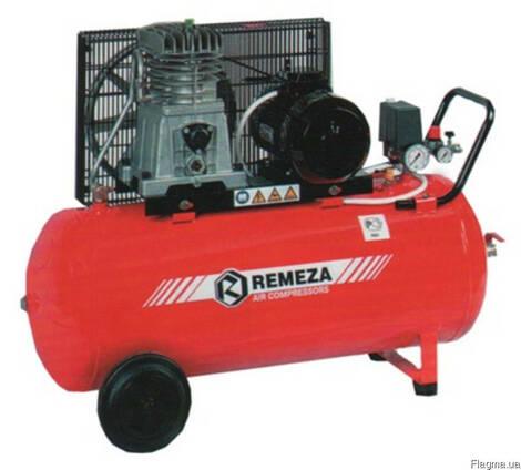 Компрессор remeza, компрессор поршневой сб4/с-200. ав 510