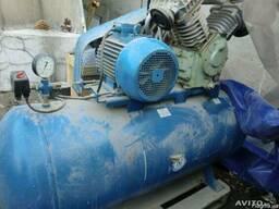 Ресивер от компрессора С 416 М,