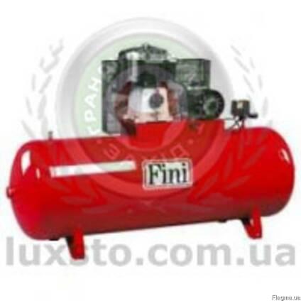 Компрессор воздушный, поршневой fini bk 119-500f-7.5