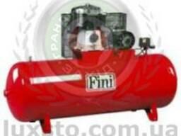 Компрессор воздушный, поршневой fini bk 119-500f-7. 5