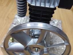 Компрессорный блок (голова компрессорная) 2-х цилиндровый H-образный 2, 2кВт