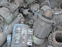 Принимаем лом электродвигателей и компрессоров Киев