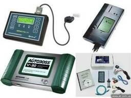 Мультимарочные автосканеры, системные сканеры