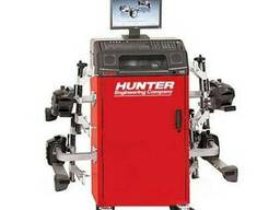 Компьютерный стенд развал схождения Hunter PA130E-DSP706