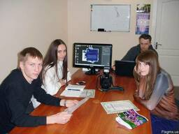 Курсы фотошоп Adobe Photoshop в Николаеве.