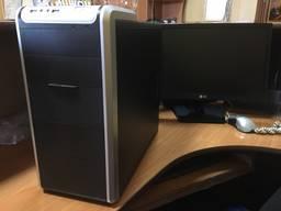 Компьютеры офисные б/у в сборе