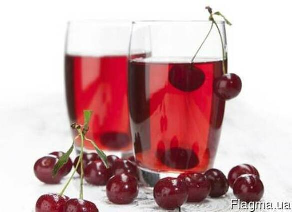 Концентат вишневого сока